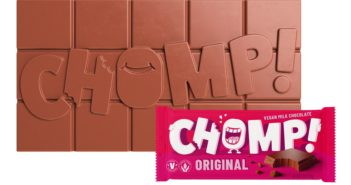 Chomp Vegan Milk Chocolate Reviews & Info (Bars & Peanut Butter Cups) - dairy-free, gluten-free, soy-free!